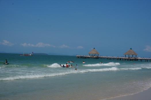 bãi biển Independence