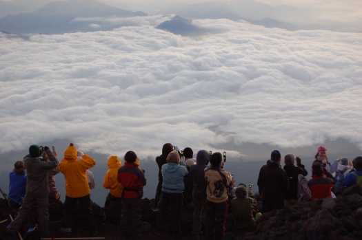 Climbing-Mount-Fuji-Flickr